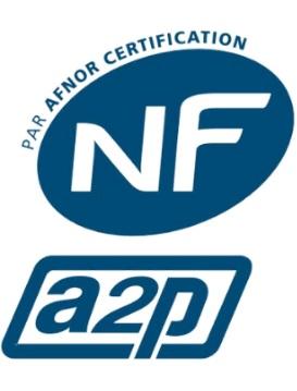 Norme A2P délivée par l'AFNOR