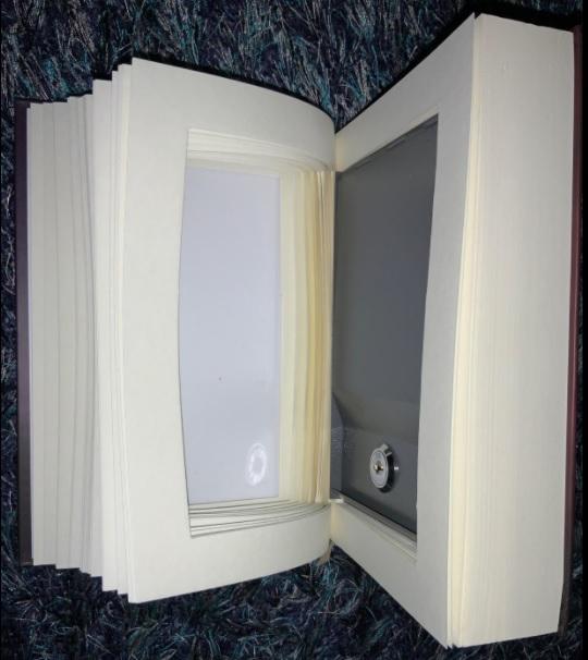 Toys4Boys-coffre-fort-livre-ouvert-avec-pages-feuilles