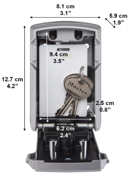 Master-Lock-5441EURD-bluetooth-pave-numerique-ouvert